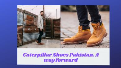 Photo of Caterpillar Shoes Pakistan. A way forward