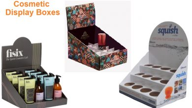 Photo of Cosmetic Display Boxes are the New In Thing of the Industry