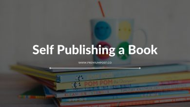 Photo of Self-Publishing a Book