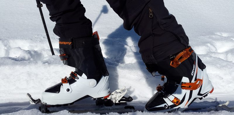 Photo of HISTORY OF SKI BOOTS