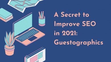 Photo of A Secret to Improve SEO in 2021: Guestographics