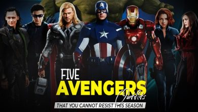 Photo of Five Avengers Outfits that you cannot resist this season