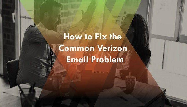 Verizon Email Login Problem