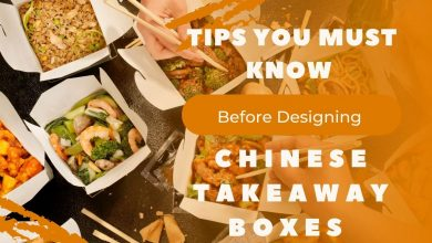 Photo of Tips You Must Know Before Designing Chinese Takeaway boxes