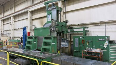Photo of Make No Mistakes With Giddings And Lewis Horizontal Boring Mill