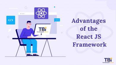 Photo of Top 7 Advantages of the React JS Framework for Web App Development
